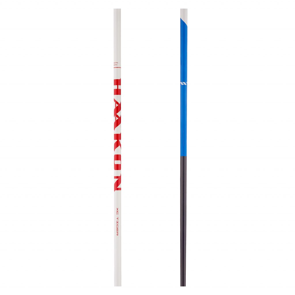 Shaft for nordic ski poles HAAKON XC Tiger