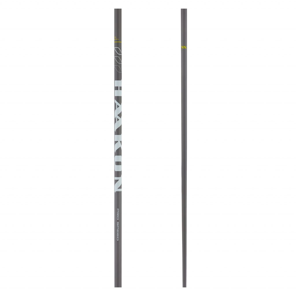 Shaft for nordic ski poles HAAKON Pro Speed