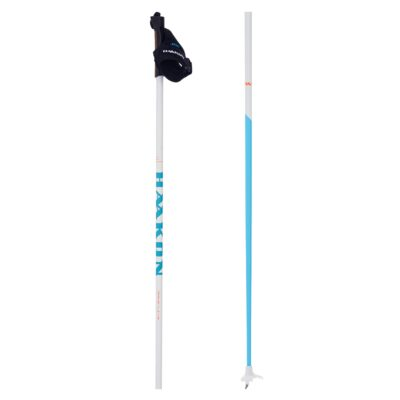 Nordic ski poles HAAKON Race Lite W