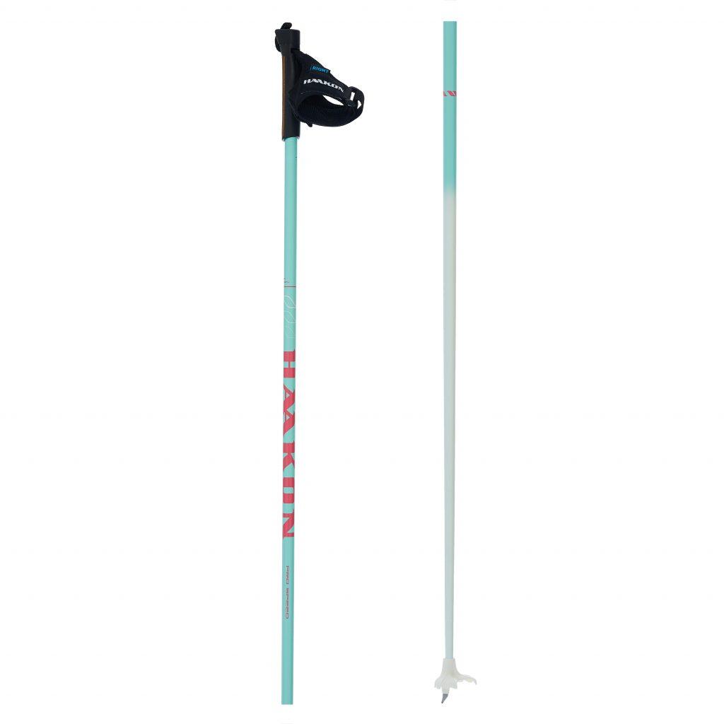 Nordic ski poles HAAKON Pro Speed W